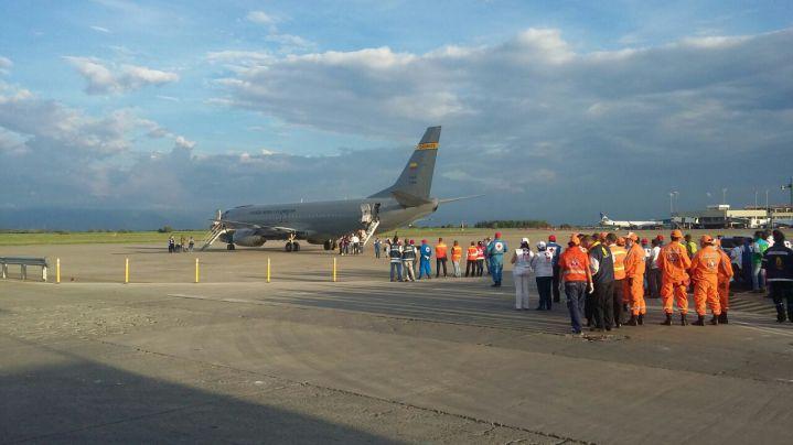 Cancillería ha repatriado 338 colombianos. A Cali han llegado 89