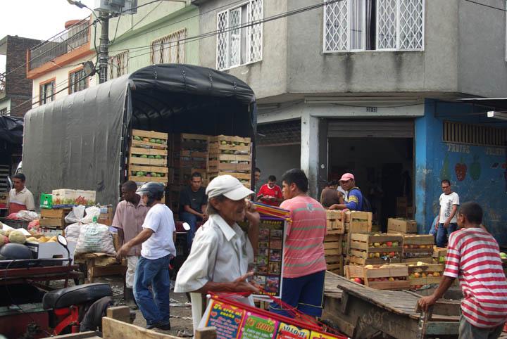 Alcaldía intervendrá en sectores de la galería Santa Elena