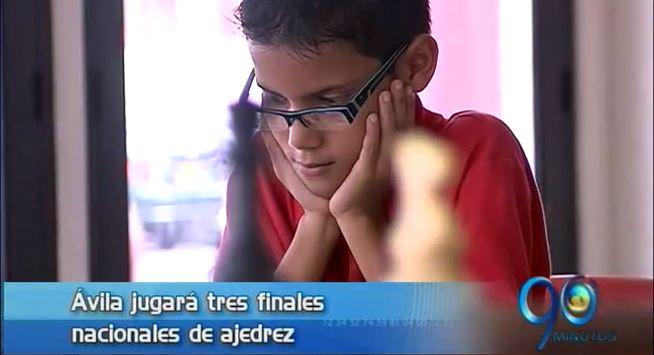 Santiago Ávila, la nueva promesa del ajedrez vallecaucano