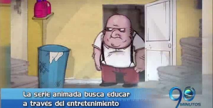 Serie animada sobre reclutamiento infantil es una de las finalistas de RecOn