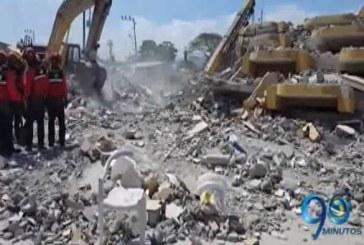 Caleños continúan buscando a familiares en Ecuador