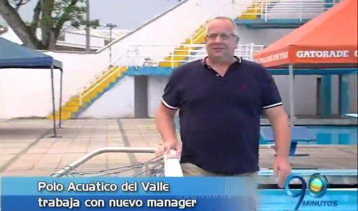 Un húngaro de experiencia olímpica: nuevo manager de polo acuático del Valle