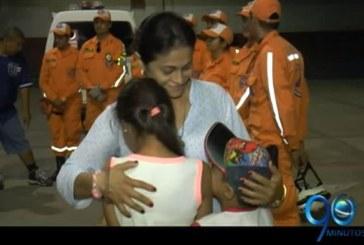 Dos menores tulueños fueron repatriados desde Manta, Ecuador