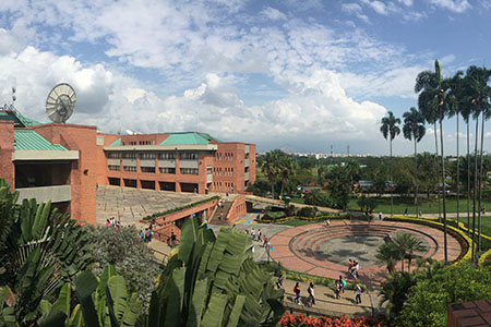 Universidad Autónoma se destaca por su campus en el día de la tierra