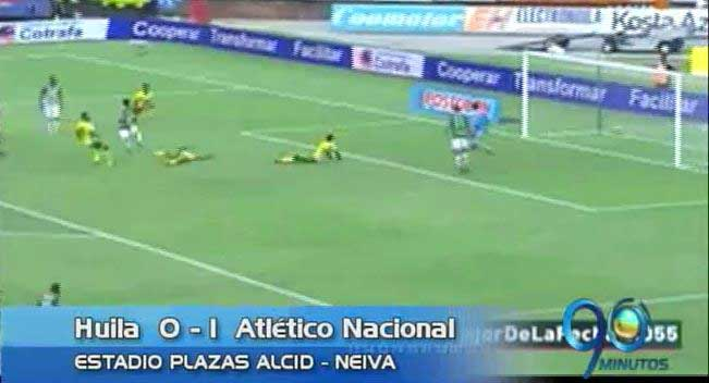 Con 32 puntos, Atlético Nacional recuperó la punta de la Liga colombiana