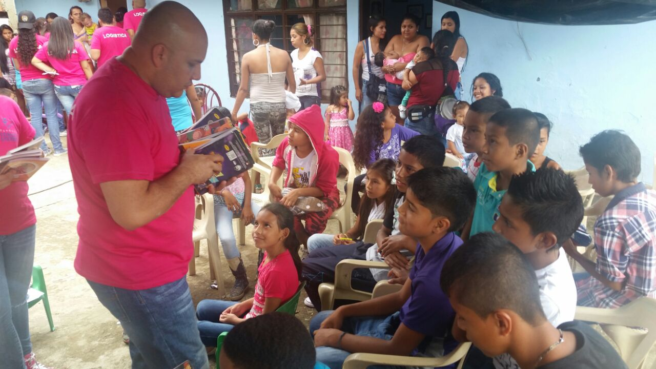 Niños con un corazón Guerrero vivieron un día especial