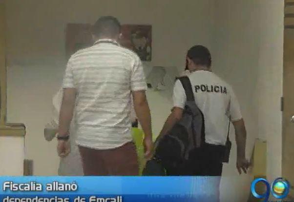 CTI allanó sedes de Emcali por la pérdida de 72 vehículos