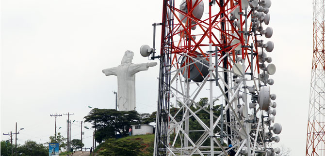 CRC pide a la Alcaldía eliminar restricción de antenas en Cali