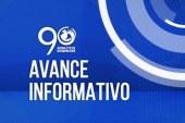 Avance informativo viernes 20 de mayo de 2016