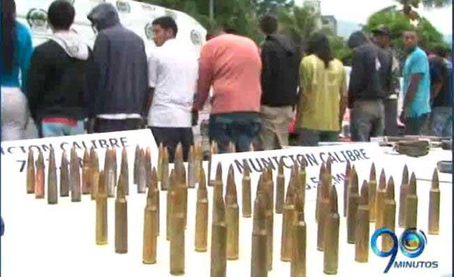 Cali está azotada por 9 bandas criminales y 180 pandillas