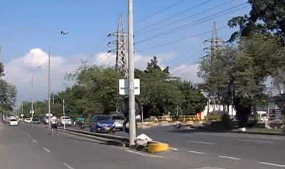 Habitantes del barrio Asturias claman por un semáforo peatonal