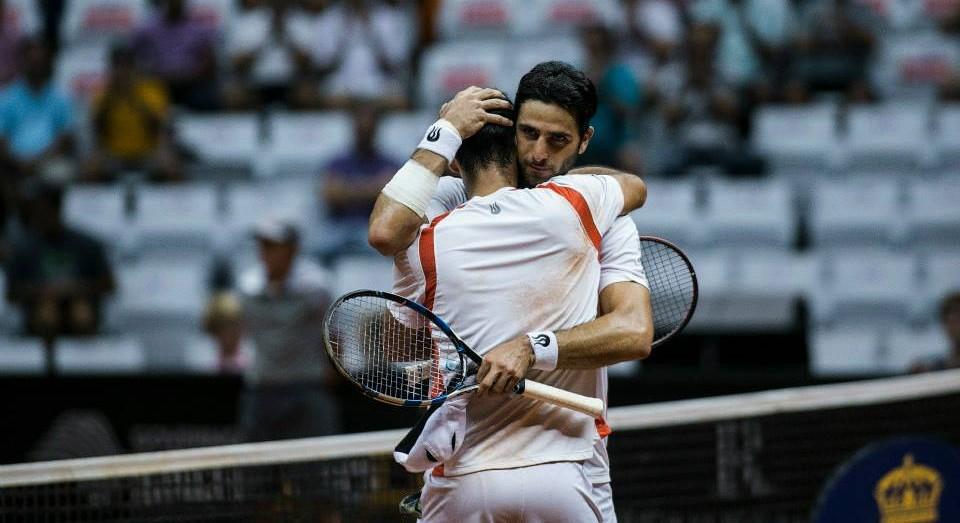 Cabal y Farah a la final de dobles del ATP 250 de Niza