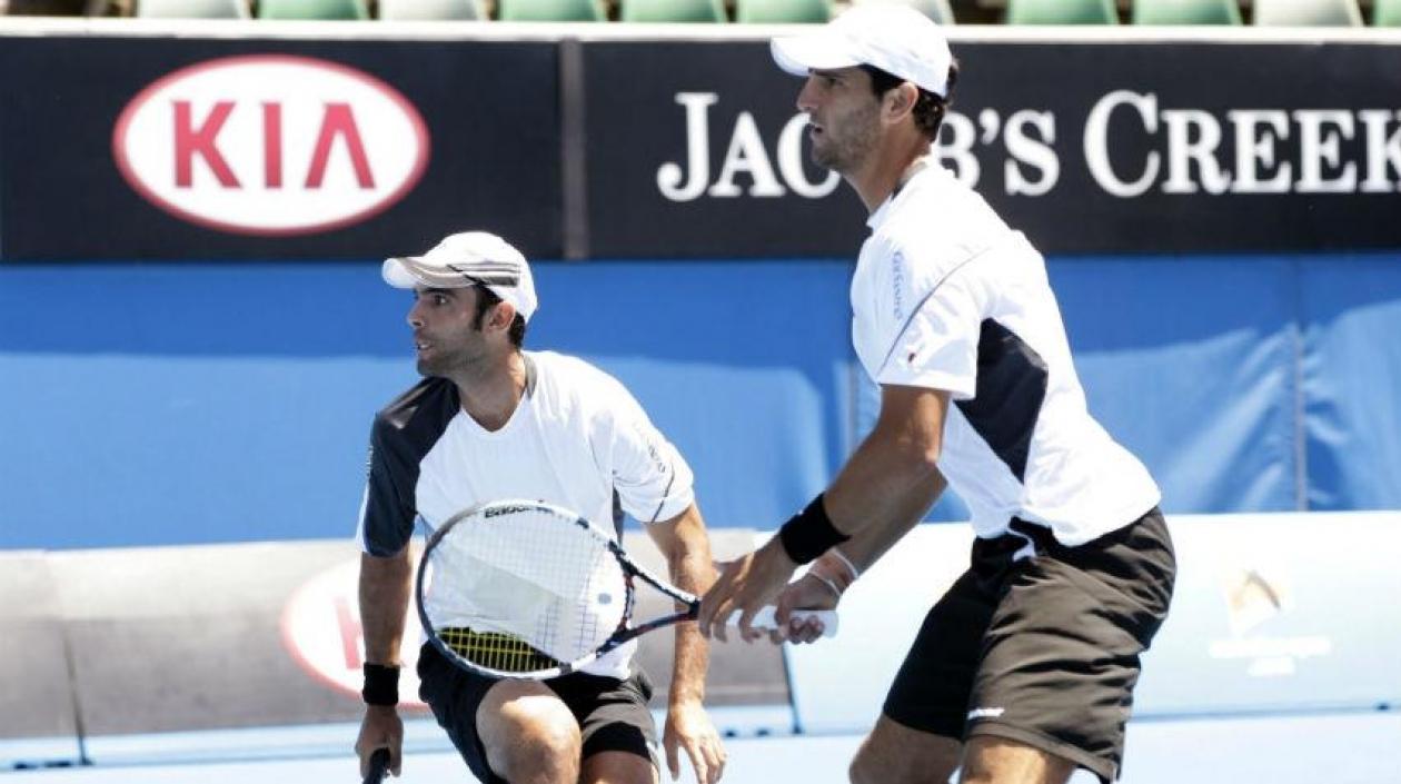 Cabal y Farah eliminados en primera ronda del Roland Garros 2016
