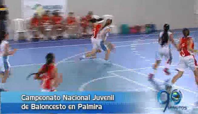 Antioquia y Bogotá disputarán título del Nacional Sub 20 Baloncesto