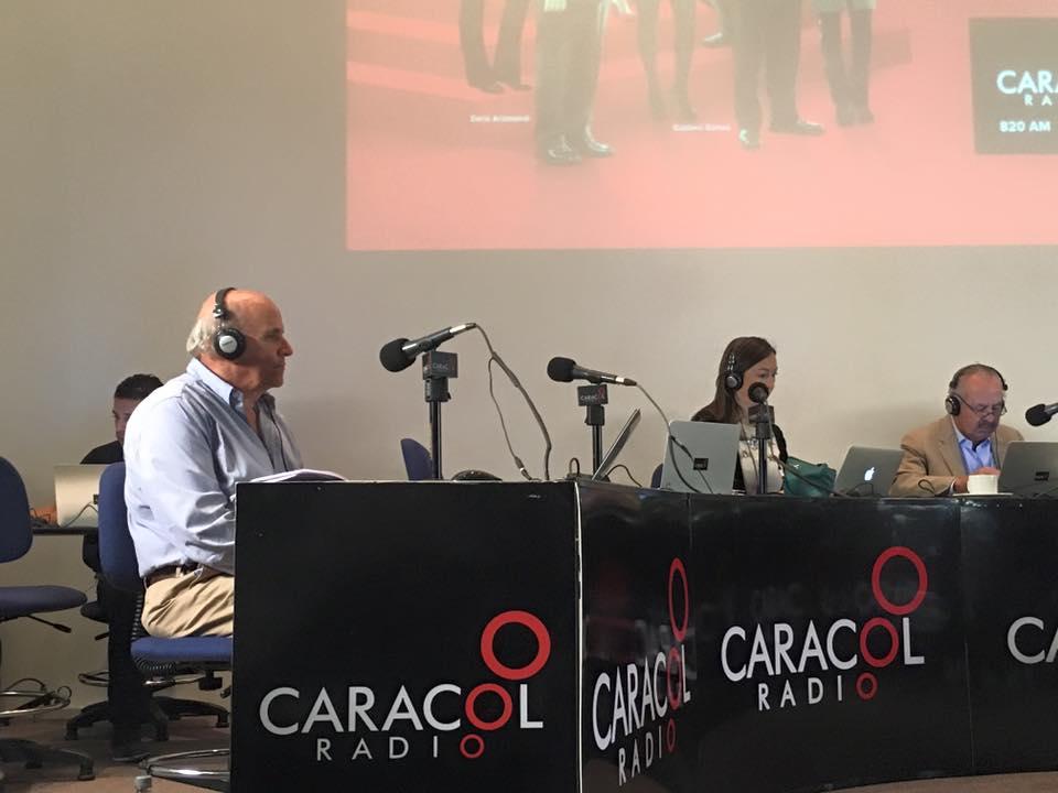 6 AM Hoy Por Hoy se transmitió en vivo desde la Universidad Autónoma