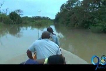 El Chocó podría pasar de alerta naranja a roja por fuerte invierno