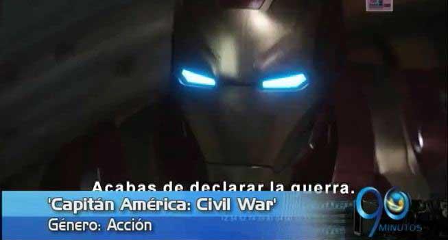 'Civil War', la película sugerida de la semana
