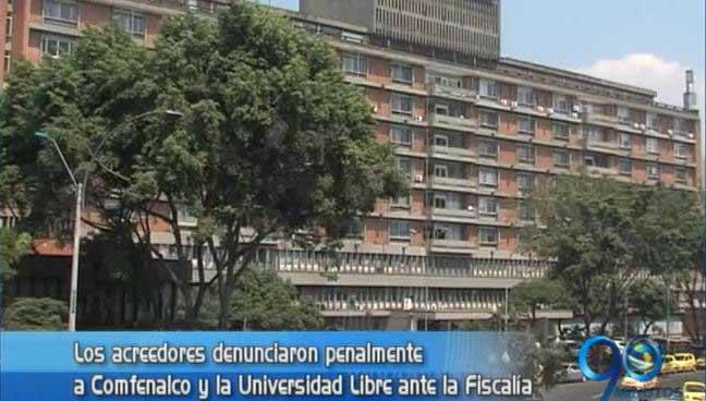 Acreedores clínica Rafael Uribe Uribe demandaron a Comfenalco y Unilibre