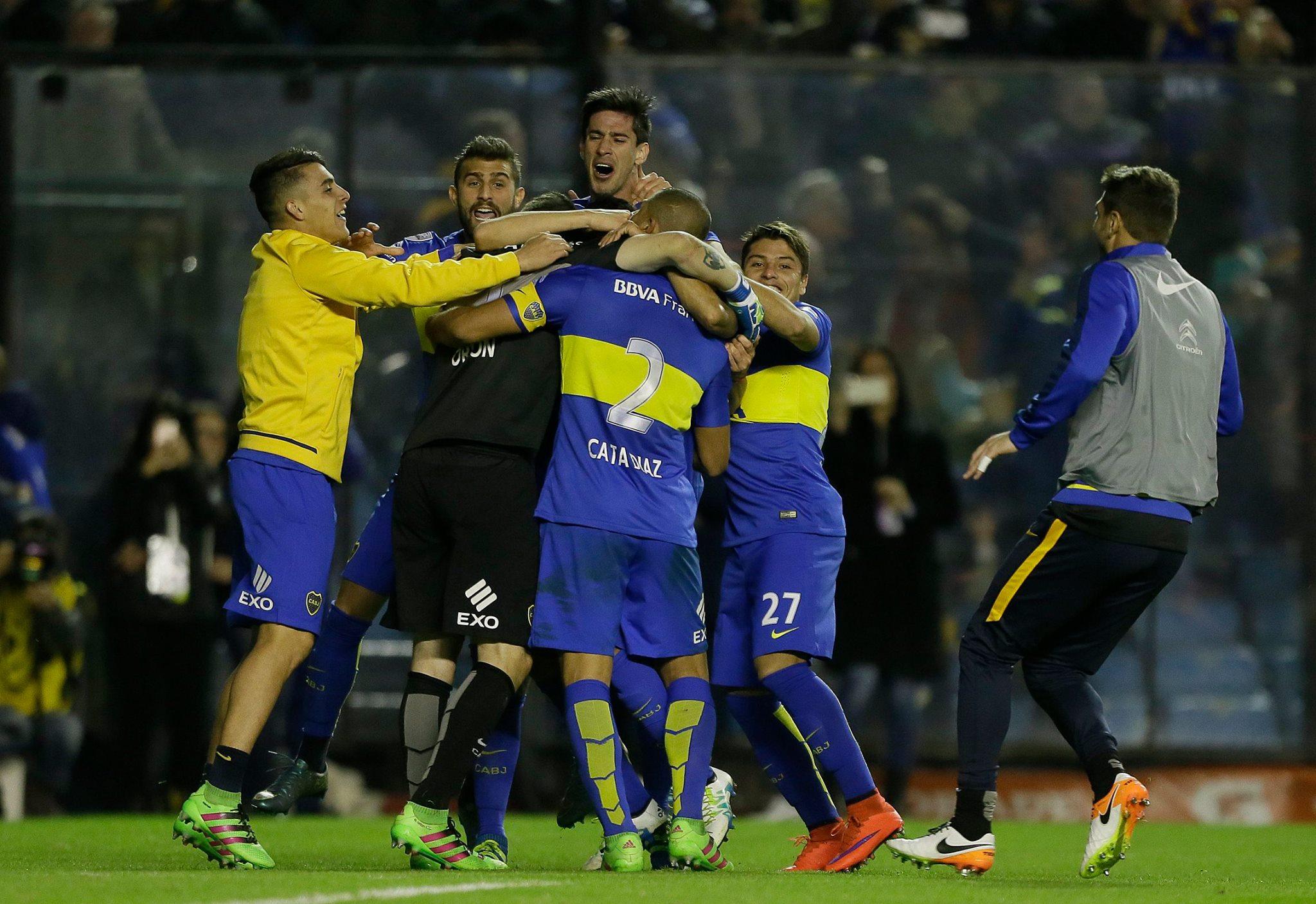 Boca Juniors, Sao Paulo y Atlético Nacional se instalan en semifinales de Copa