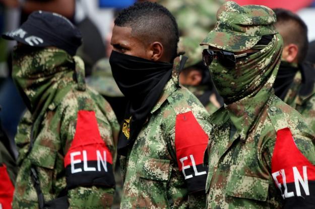 Policía afirma que ELN pretende infiltrarse en paro agrario