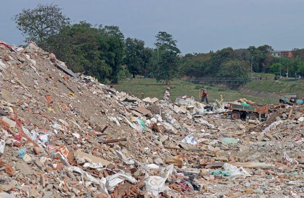 Dagma busca trasladar escombreras hacia lotes en El Pondaje