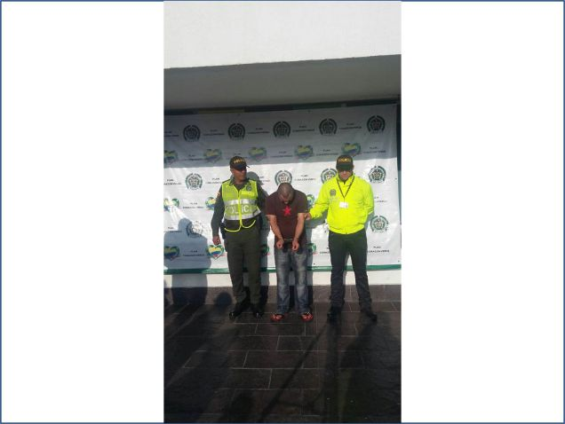 Falso policía fue capturado por segunda vez en Cartago por estafa