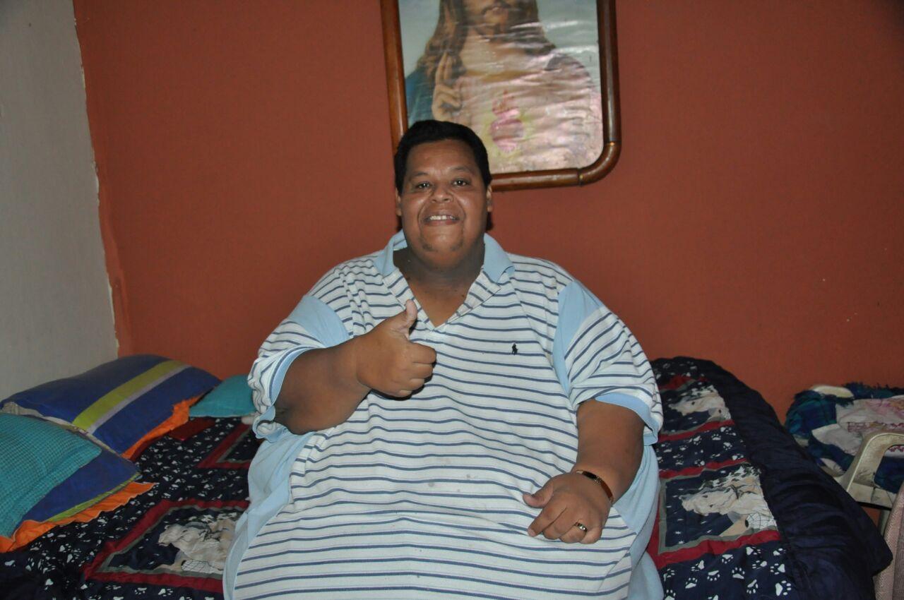 El hombre más obeso de Colombia será operado en Cali