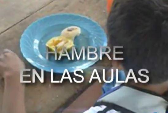 Informe Especial: Hambre En Las Aulas, La Cumbre