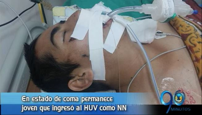 Familiares identifican a paciente del HUV que ingresó como NN