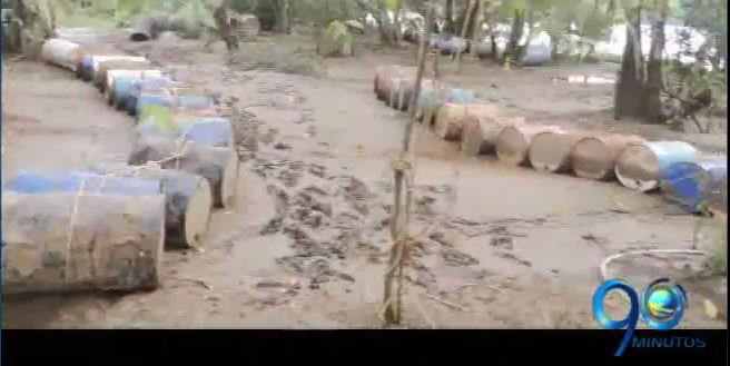 Ejército desmantela centro de abastecimiento de las Farc