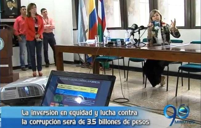 Invertirán 6 billones de pesos en plan de desarrollo del Valle