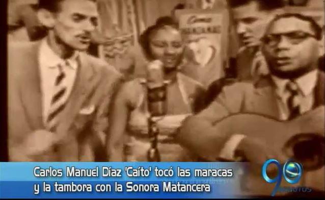 Donan instrumentos musicales de 'Caíto' al Museo Jairo Varela