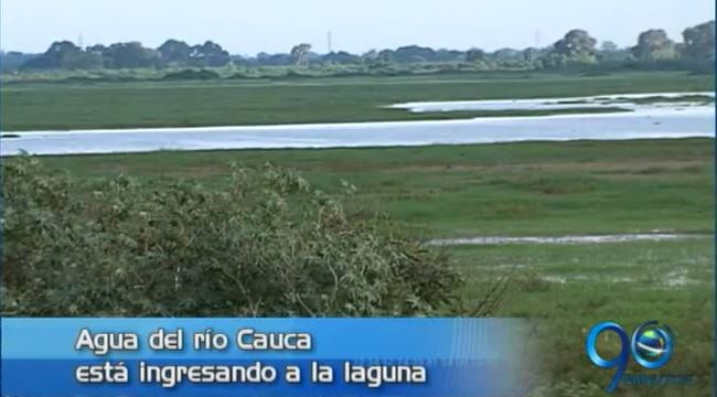 Laguna de Sonso comienza a recobrar su cauce luego de casi 4 meses de sequía