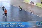 Deportivo Lyon espera a Real Bucaramanga en semis de la Liga Argos