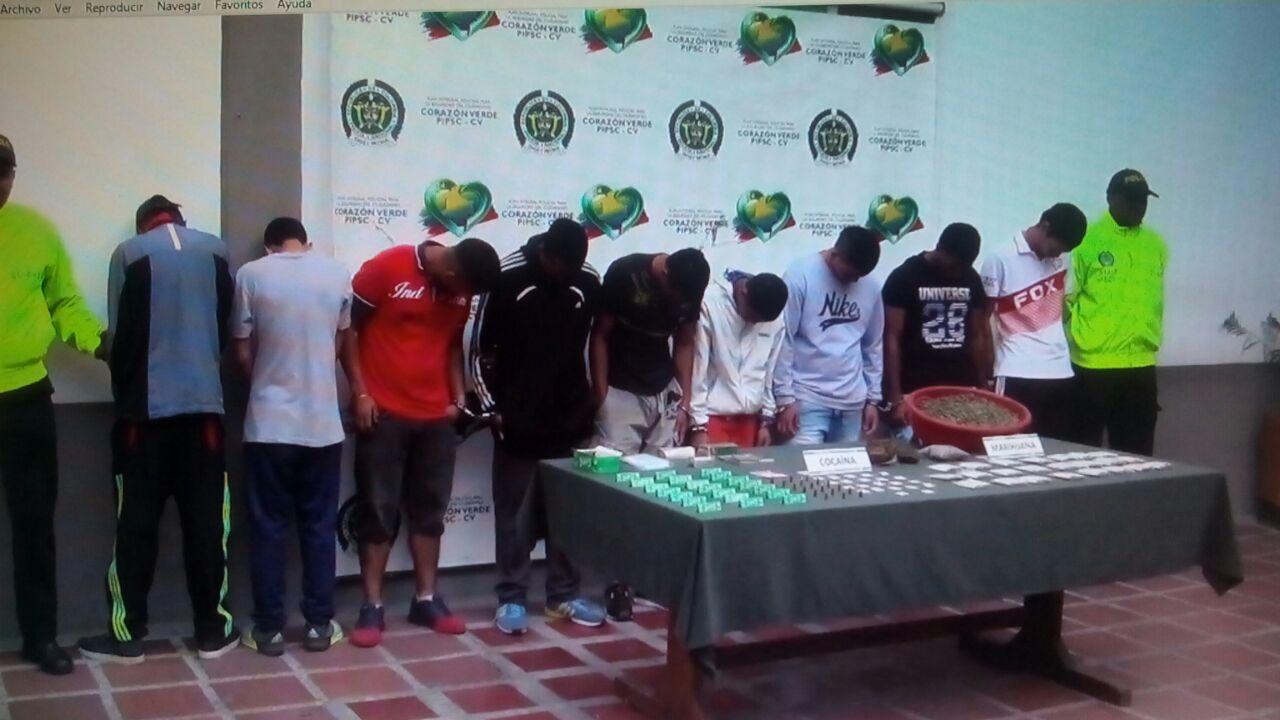 Policía capturó a la banda 'Los Difíciles'