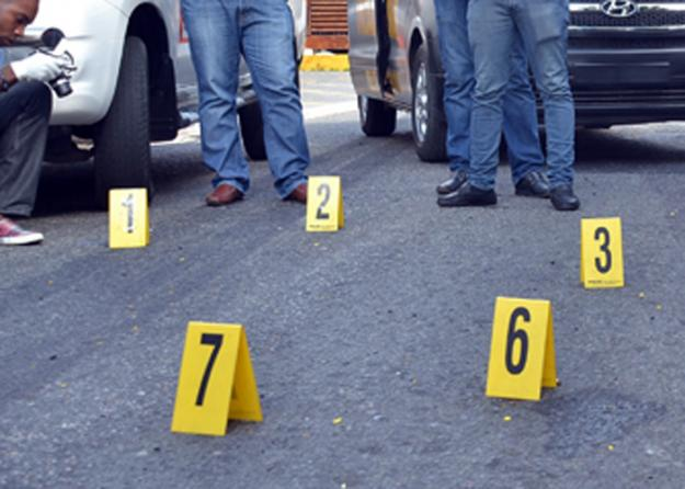 Lunes festivo dejó cinco homicidios en diferentes municipios del Valle