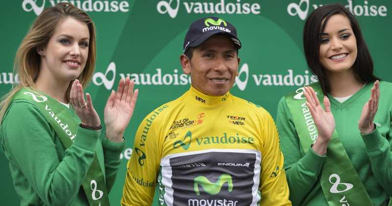 Nairo Quintana quedó campeón de la Vuelta a Romandía
