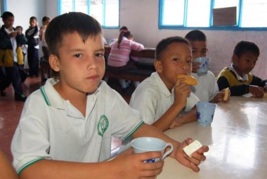 A partir del 27 de enero vuelve a funcionar PAE en colegios del Valle