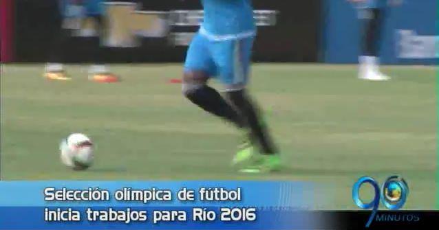 Primera preparación para Río 2016 y más, en Panorama Deportivo