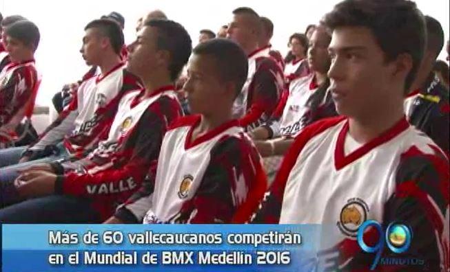 Vallecaucanos en Mundial de Bicicross y más, en Panorama Deportivo