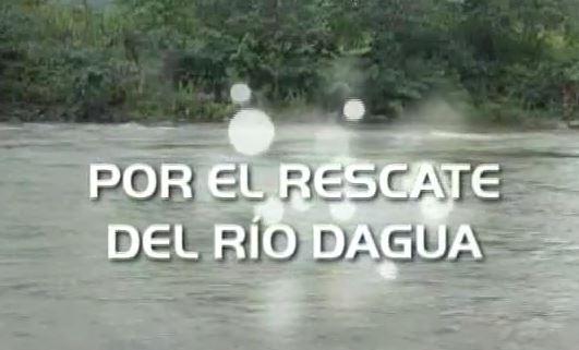 Informe Especial: Por el Rescate del Río Dagua, la comunidad