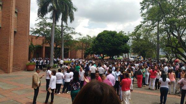 Nuevo sismo en Ecuador de magnitud 6.8 alarmó a los caleños