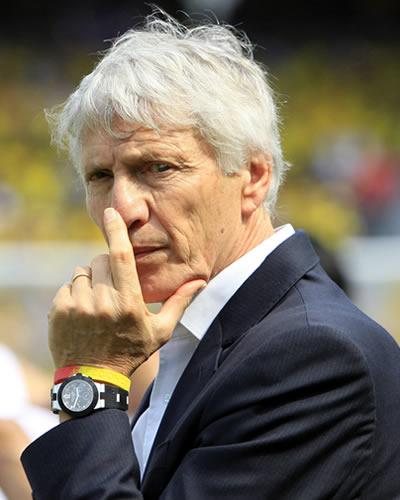 Pekerman dio a conocer los 40 preseleccionados para Copa América Centenario
