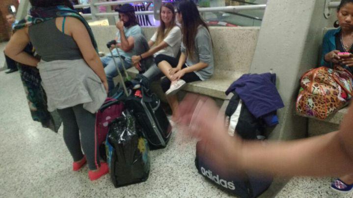 Ocupantes de un bus fueron asaltados en la vía Ipiales-Cali