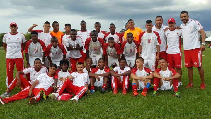 Selección Valle de fútbol Prejuvenil avanzó a las finales nacionales