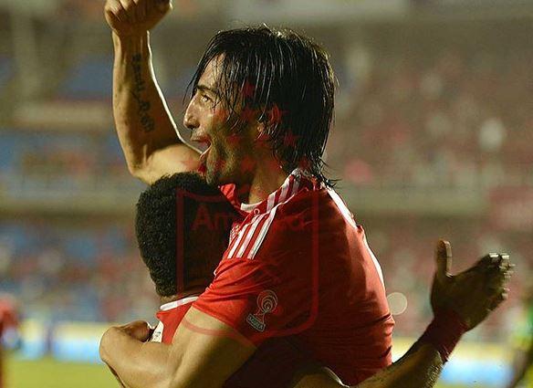 Hernán Torres debutó con victoria en el América de Cali