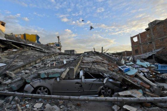 Alarma en Colombia por nuevo sismo en Ecuador de 6,7 grados
