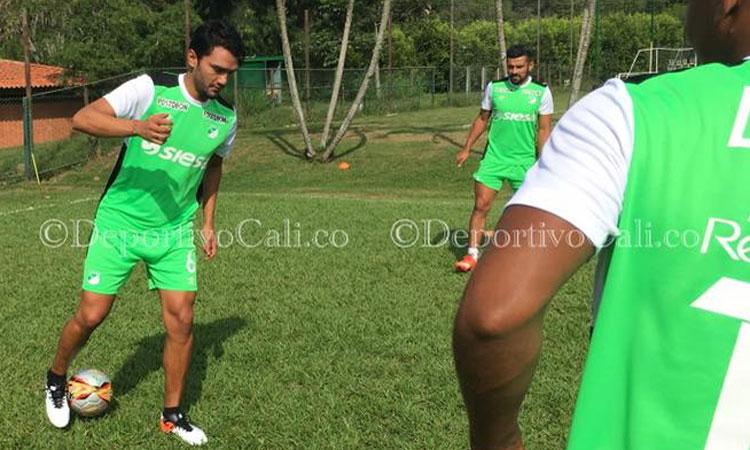 Deportivo Cali regresó a entrenamientos con caras nuevas
