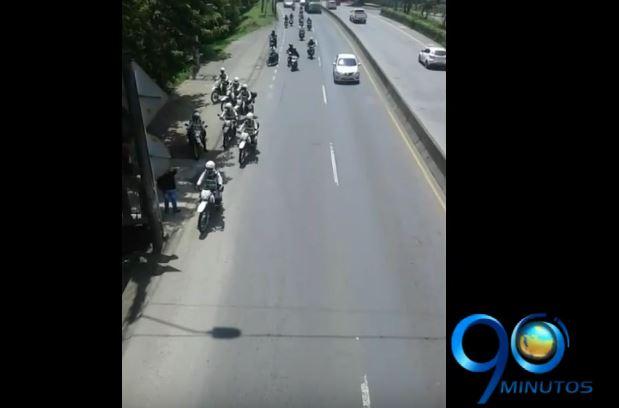 Denuncian persecución a agentes de tránsito durante operativos