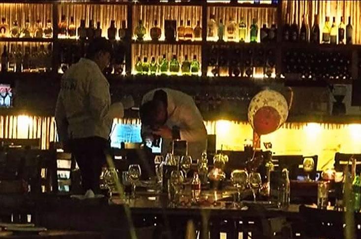 Una familia fue atacada a tiros en un lujoso restaurante